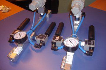 Applicazioni con Pompe Pneumatiche per il Vuoto